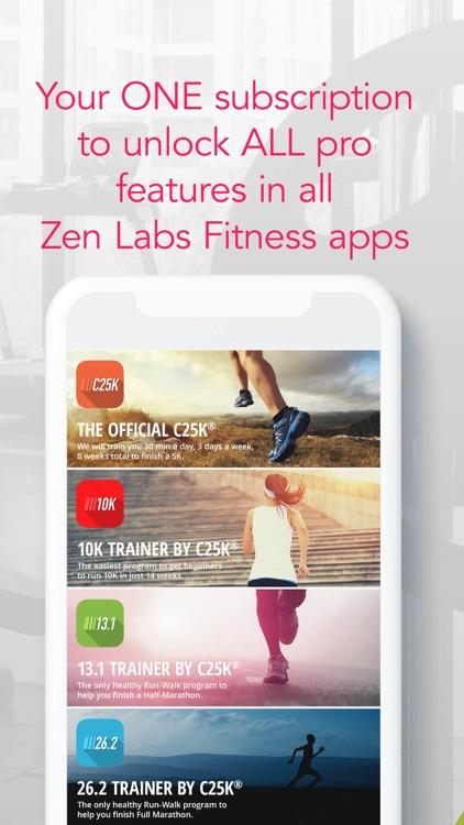 7 Minute Workout Pro by C25K® screenshot-8