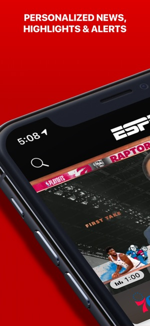 ESPN: Sports News & Highlights on the App Store