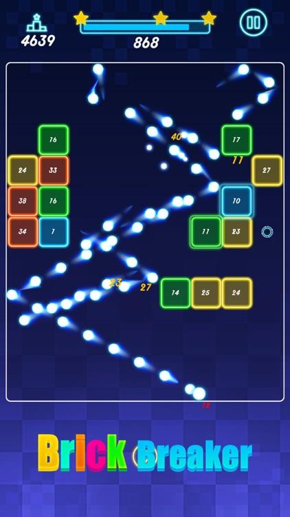Balls Bricks Breaker Quest screenshot-4