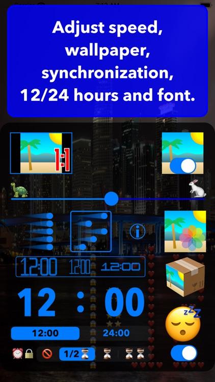Living Clock screenshot-3