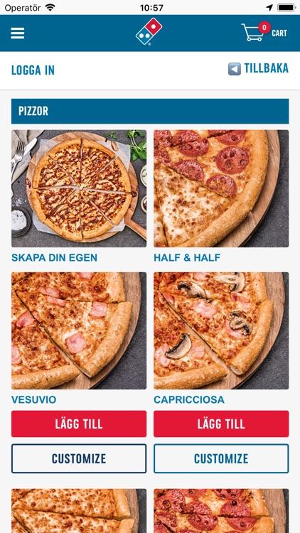 Domino's Pizza Sverige