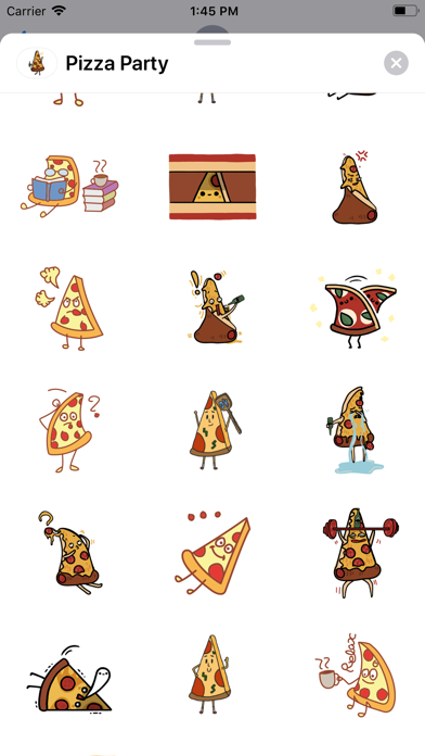 Pizza-Party screenshot 7