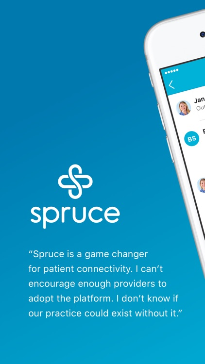 Spruce – Care Messenger
