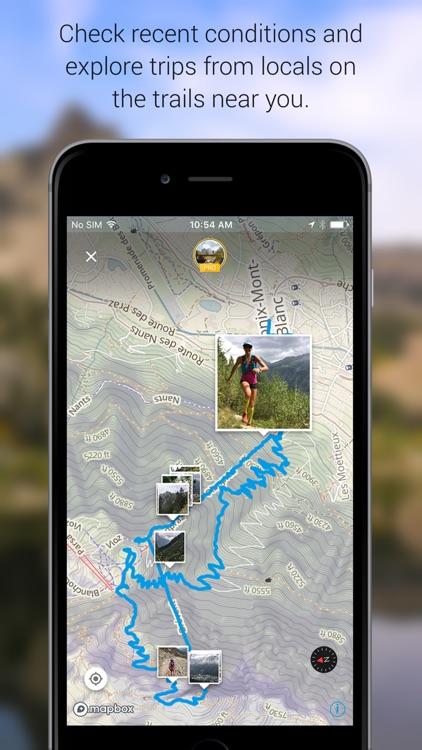 Mountain Hub Adventure Sharing