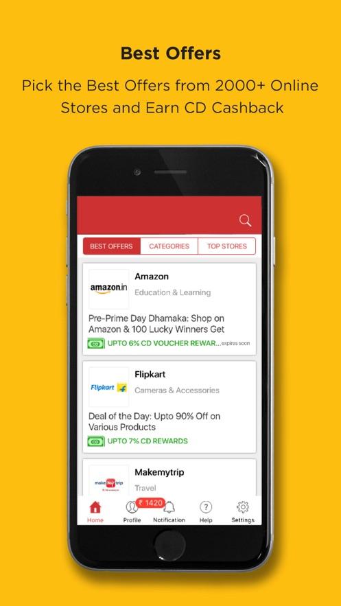 coupondunia mobile app