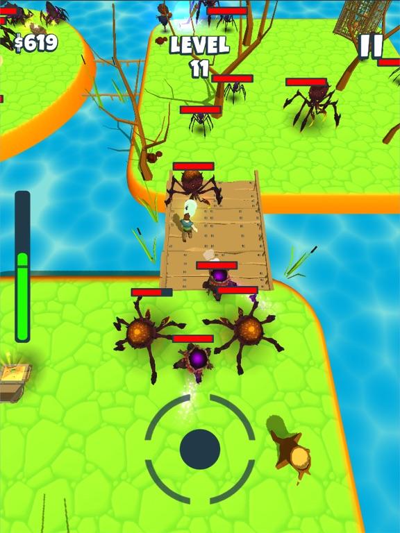 Bug Raid screenshot 4
