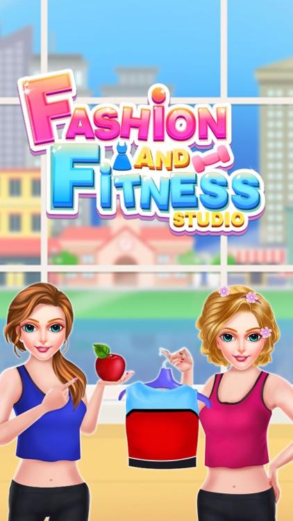 My Fitness Studio: Makeup Game