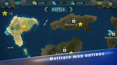 Air Battle - Sky Fighters 3DScreenshot of 3