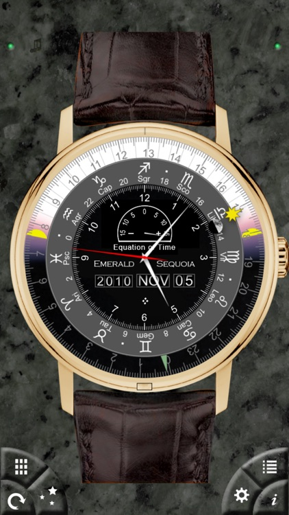 Emerald Chronometer screenshot-4
