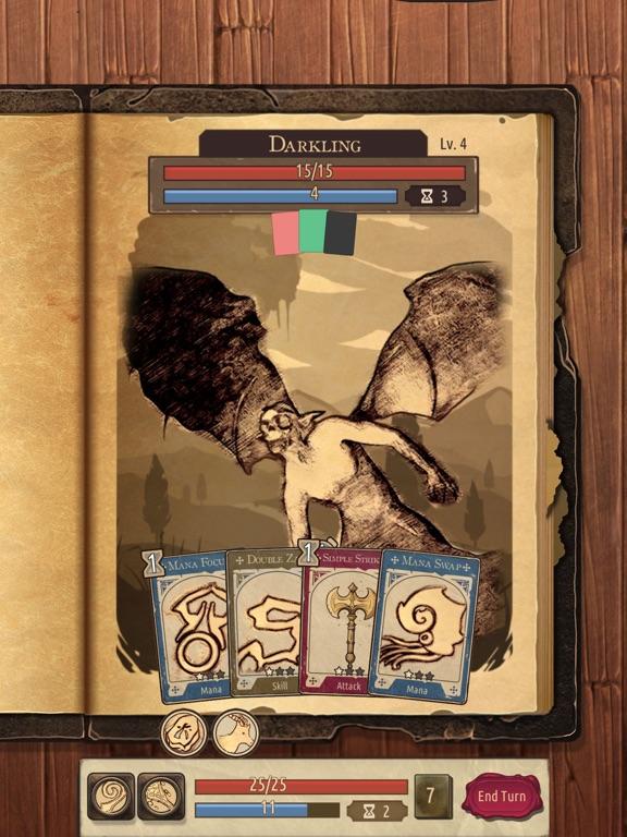 Spellsword Cards: Origins screenshot 8