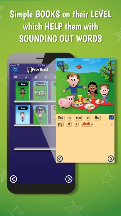PocketPhonics screenshot-2