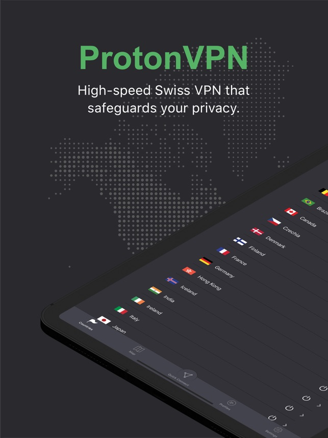 ProtonVPN - Fast & Secure VPN on the App Store