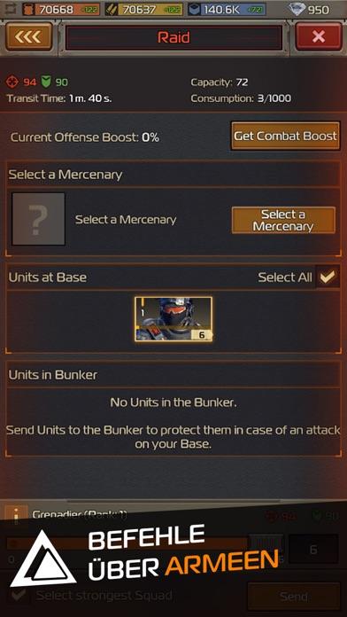 Soldiers Inc: Mobile WarfareScreenshot von 2