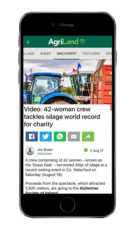 Agriland News screenshot-3
