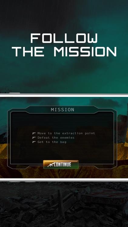 Machine Gun Getaway screenshot-4