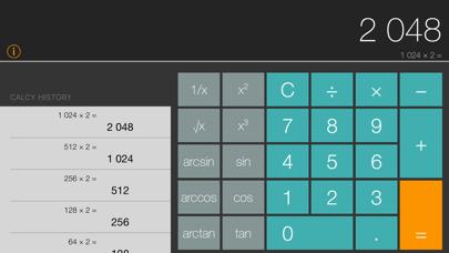 Calcy - räknare på PC