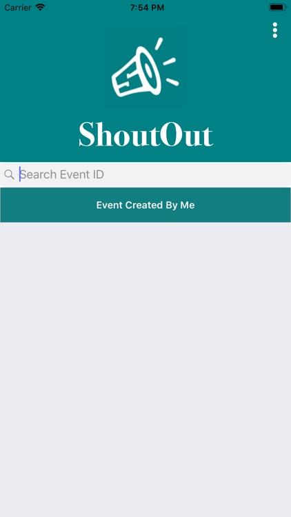 ShoutOut Events