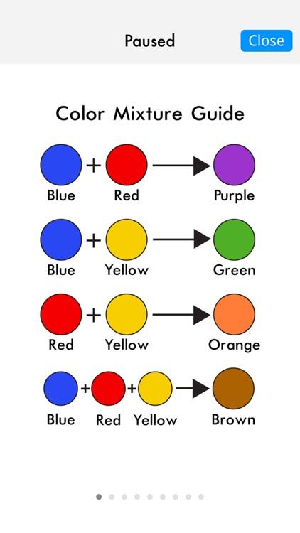 Color mixing. screenshot-5