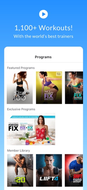 Beachbody® On Demand on the App Store