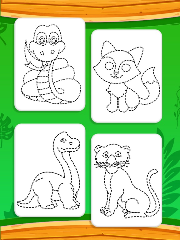 Coloring And Drawing Animals screenshot 8