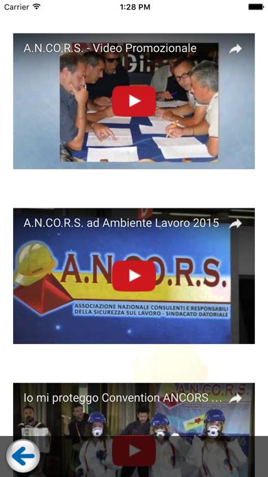 Screenshot of ANCORS3