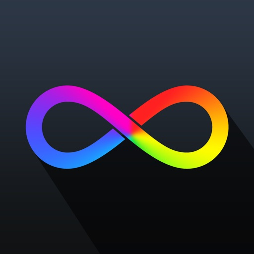 Loop vid-loop video&video GIF