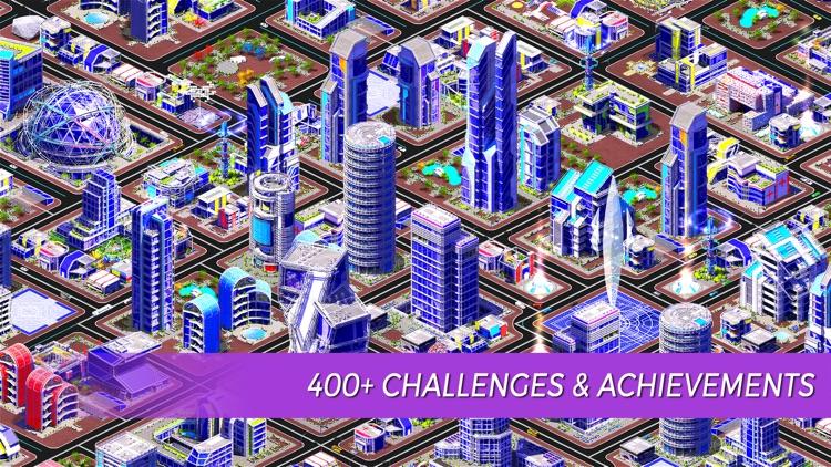 Designer City: Space Edition screenshot-5
