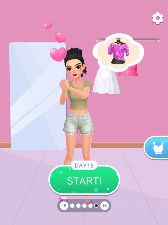 Yes, that dress! screenshot 14