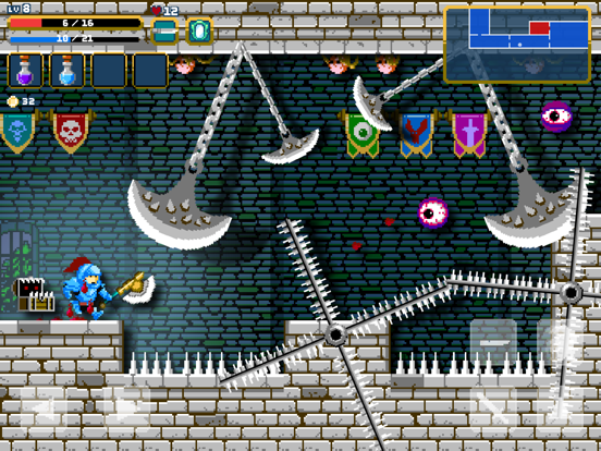Dead Castle: Prince Sacrifice screenshot 8