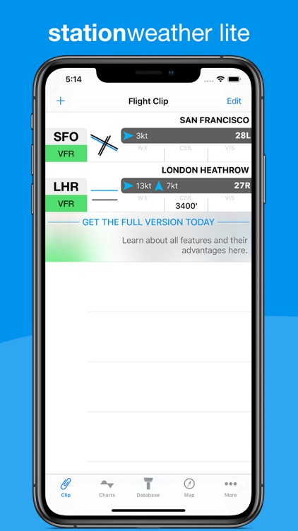 Aviation Weather Apps