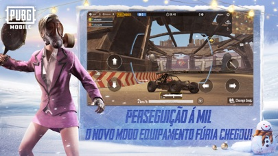 Screenshot for PUBG MOBILE in Brazil App Store