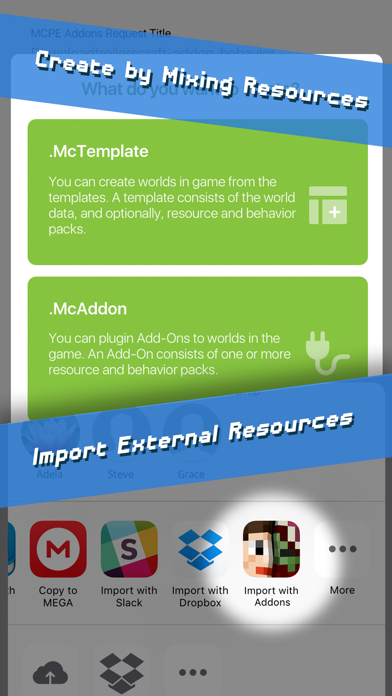Screenshot for Addons for Minecraft in Canada App Store