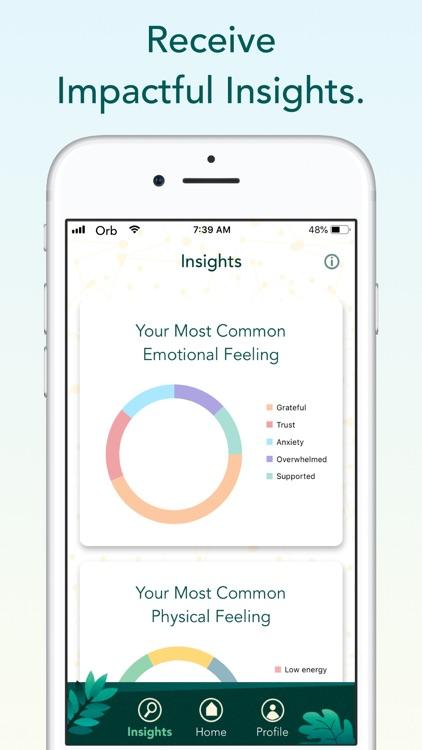 Orb: Mind-Body Tracker screenshot-7