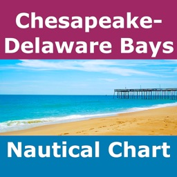 CHESAPEAKE & DELAWARE BAYS SEA