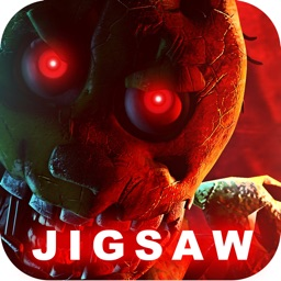 FNAF Jigsaw Puzzle Collection