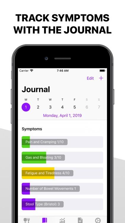 FODMAPLAB: Low FODMAP Diet App screenshot-5