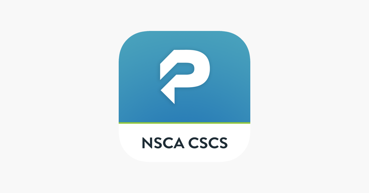 NSCA CSCS Pocket Prep on the App Store