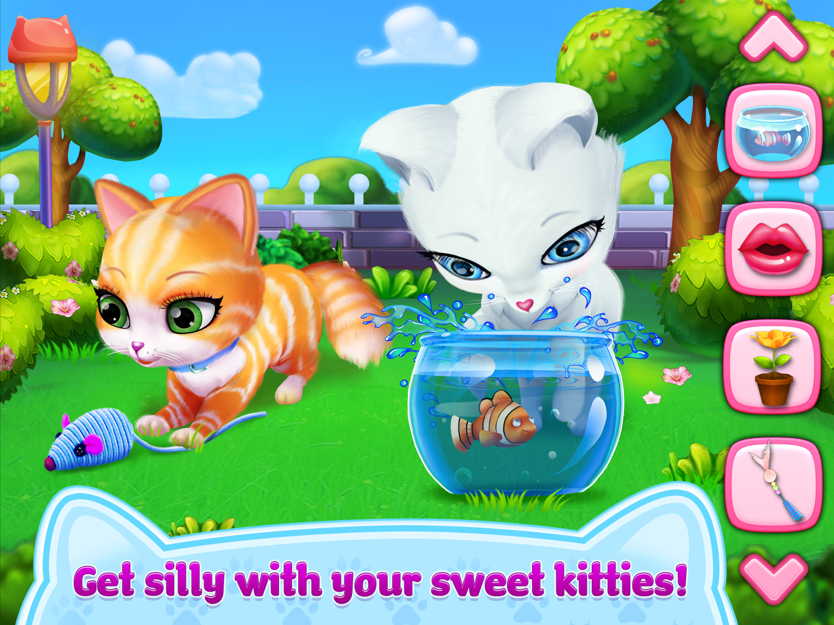 Kitty Cat Love - Revenue & Download estimates - Apple App Store - US