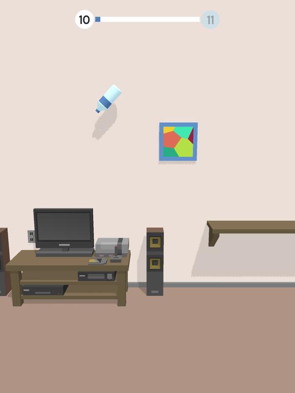 Bottle Flip 3D! screenshot 16