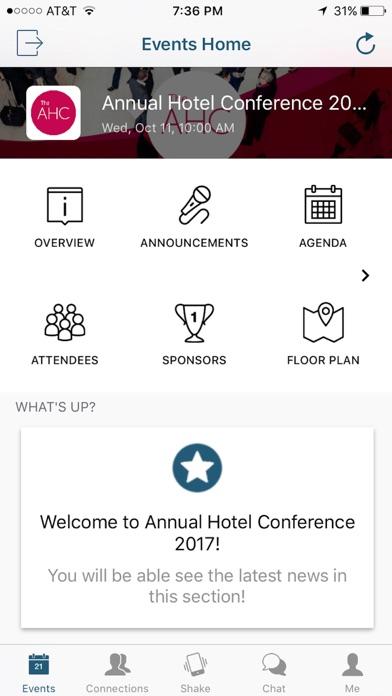 Questex Hospitality Group screenshot three