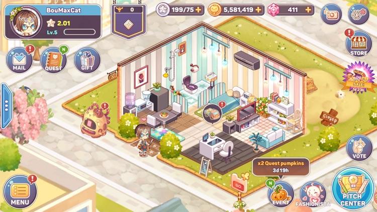 Kawaii Home Design screenshot-6