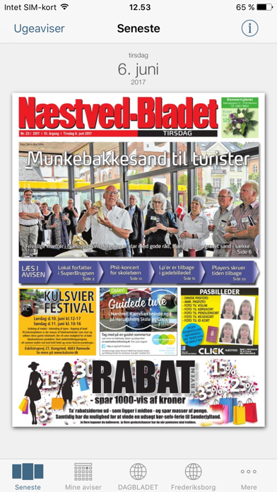 Sjællandske Medier - aviser