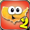 Stack the States® 2 - iPhoneアプリ