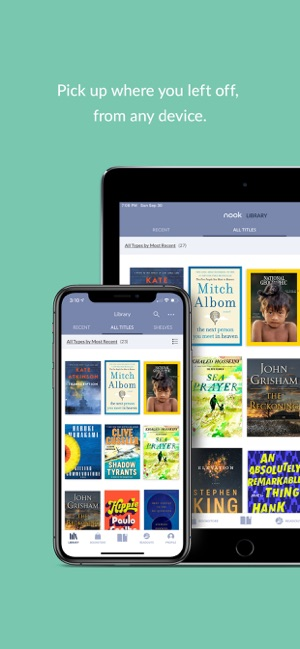 NOOK on the App Store