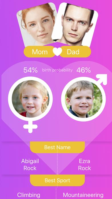 Herunterladen Future Baby Generator ° für Pc