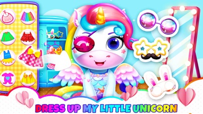 My Little Unicorn: Kimi Screenshot on iOS