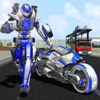 Codes for Robot Truck - Bike Transform Hack
