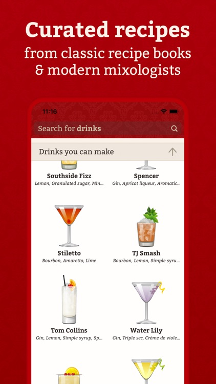 Cocktail Party: Drink Recipes