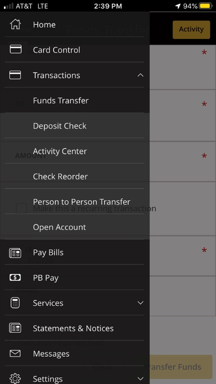 Progressive Bank screenshot-3