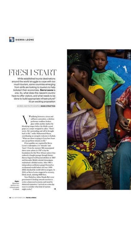 Travel Africa Magazine screenshot-3
